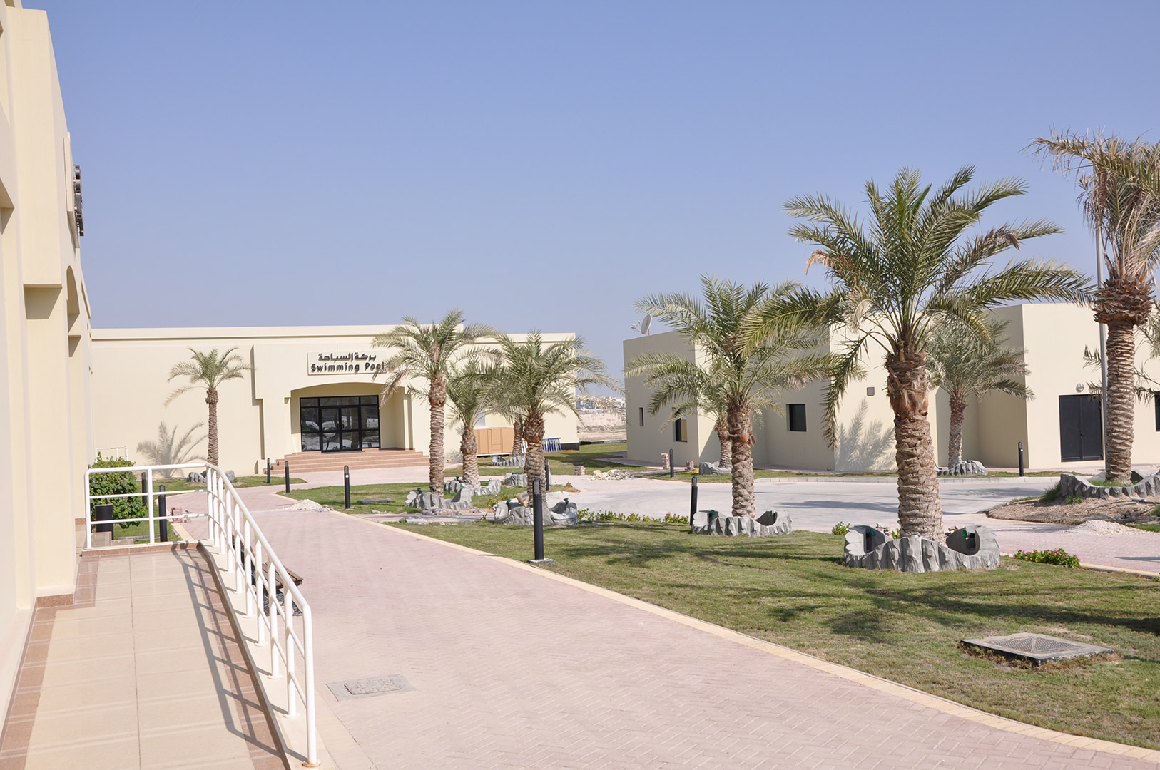 Structural Repairs Archives - Qatar